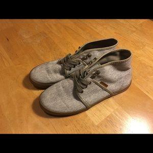 VANS Women's Slim Ankle Boot - Gray